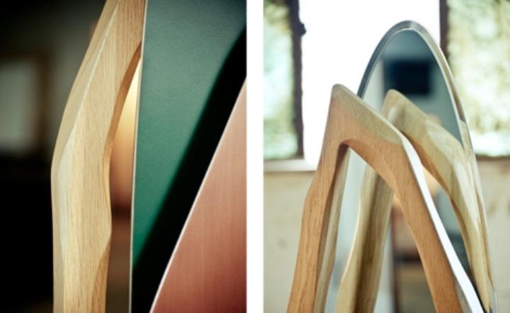 Karen Chekerdjian Studio specchi Ikebana 10