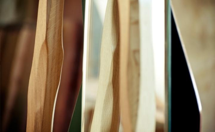 Karen Chekerdjian Estúdio espelha Ikebana 11