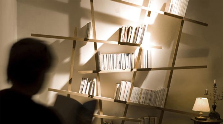 Bibliothek Mikado Bellemere Unternehmen