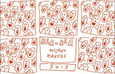 Postkarte 10x15 bla bla