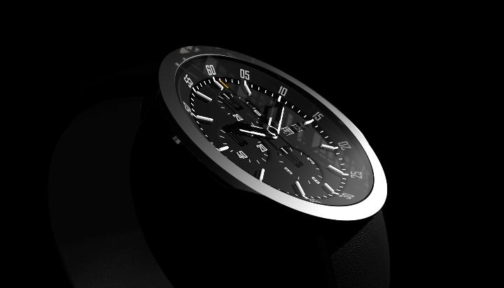 27 Reloj-Diseñado por Ford