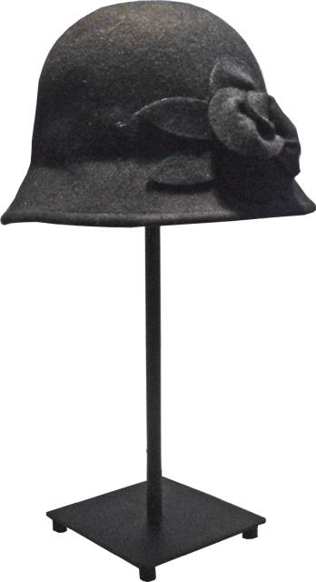 lampada cappello nero