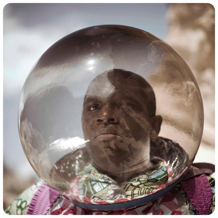 LaRinascente Afrofuture DE MIDDEL DIE Afronauts