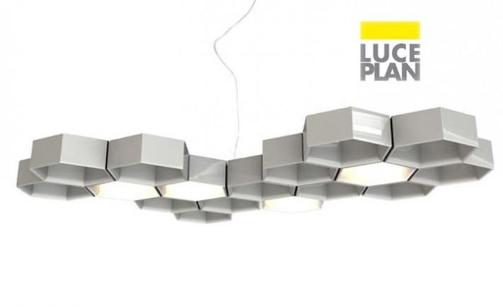 honeycomb luceplan