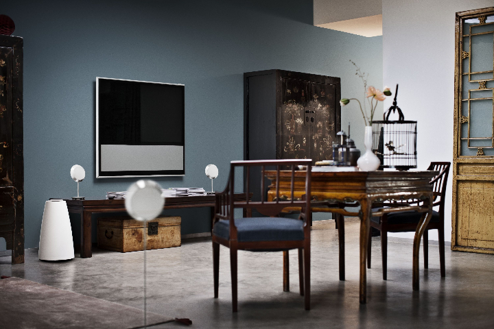 bang olufsen beolab 14 i nuovi diffusori audio. Black Bedroom Furniture Sets. Home Design Ideas