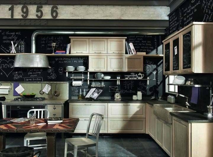 KITCHENS MARKS - 1956 model