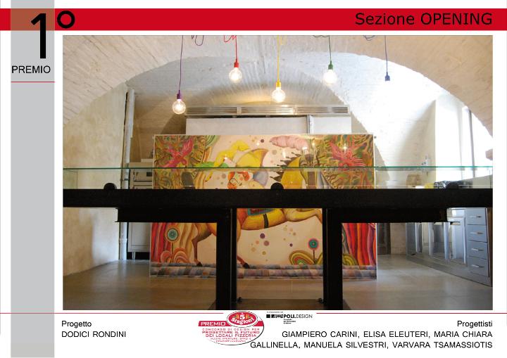 Opening 1 Dodici Rondini