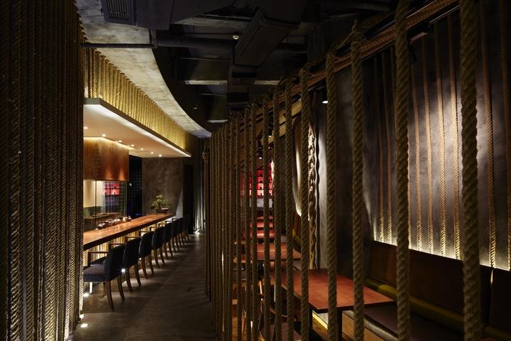 Prism Design Kemuri Shanghai Restaurant-02