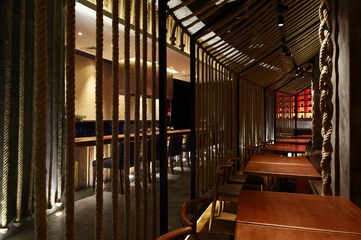 Prism design Kemuri Shanghai Restaurant-03