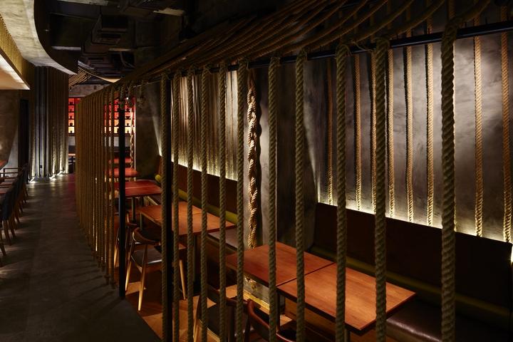 Prism Design Kemuri Shanghai Restaurant-05