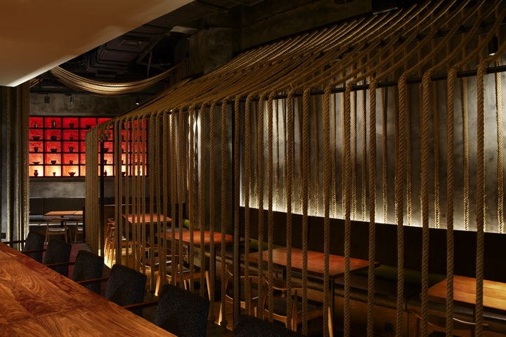 Prism design Kemuri Shanghai Restaurant-07