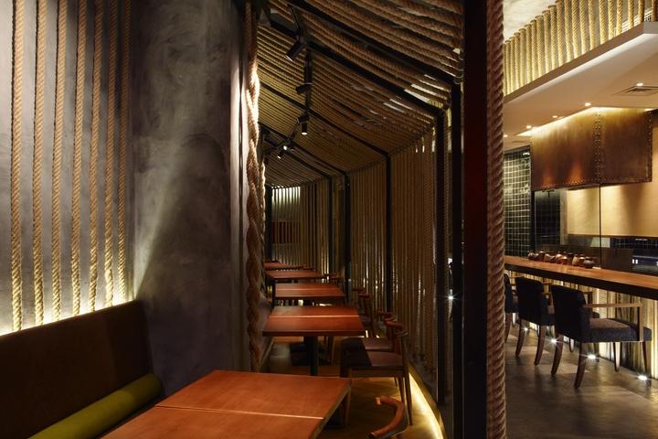 Prism design Kemuri Shanghai Restaurant-09