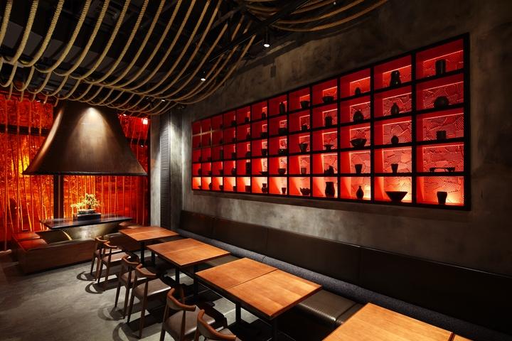 Prisma Diseño Kemuri Shanghai restaurante-10