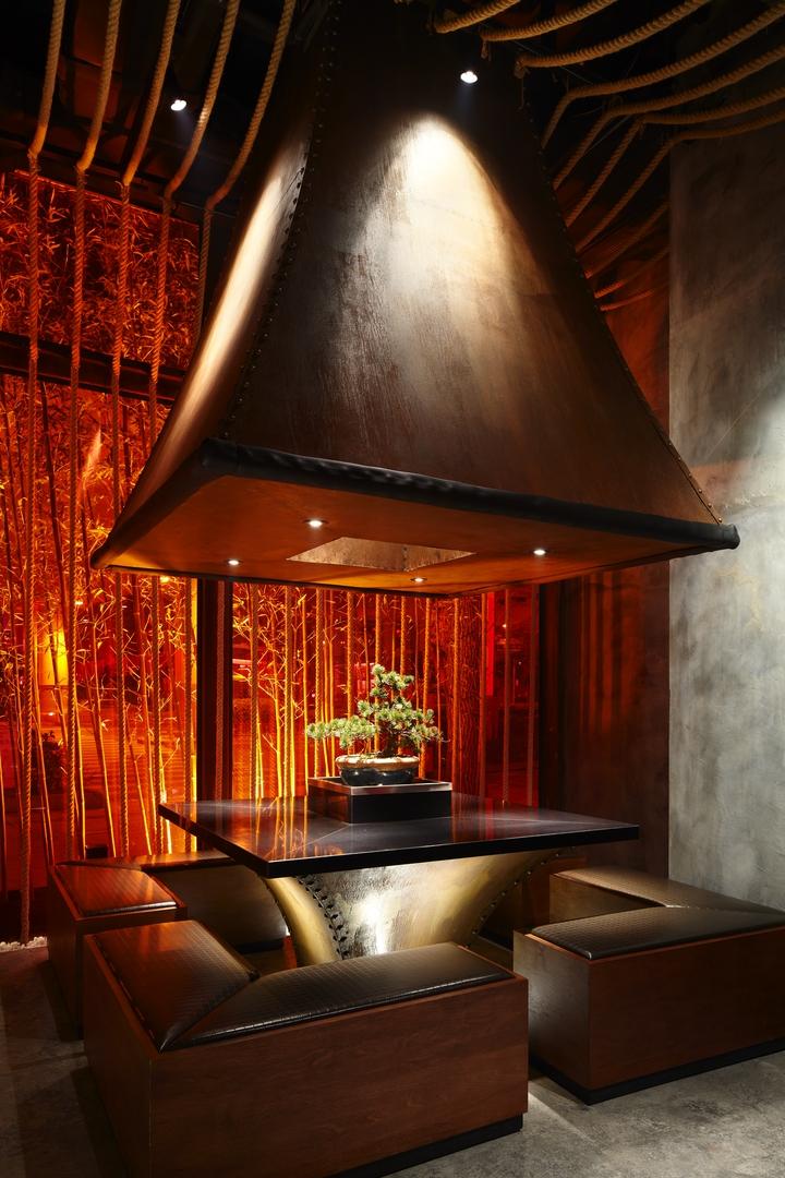 Prism design Kemuri Shanghai Restaurant-11
