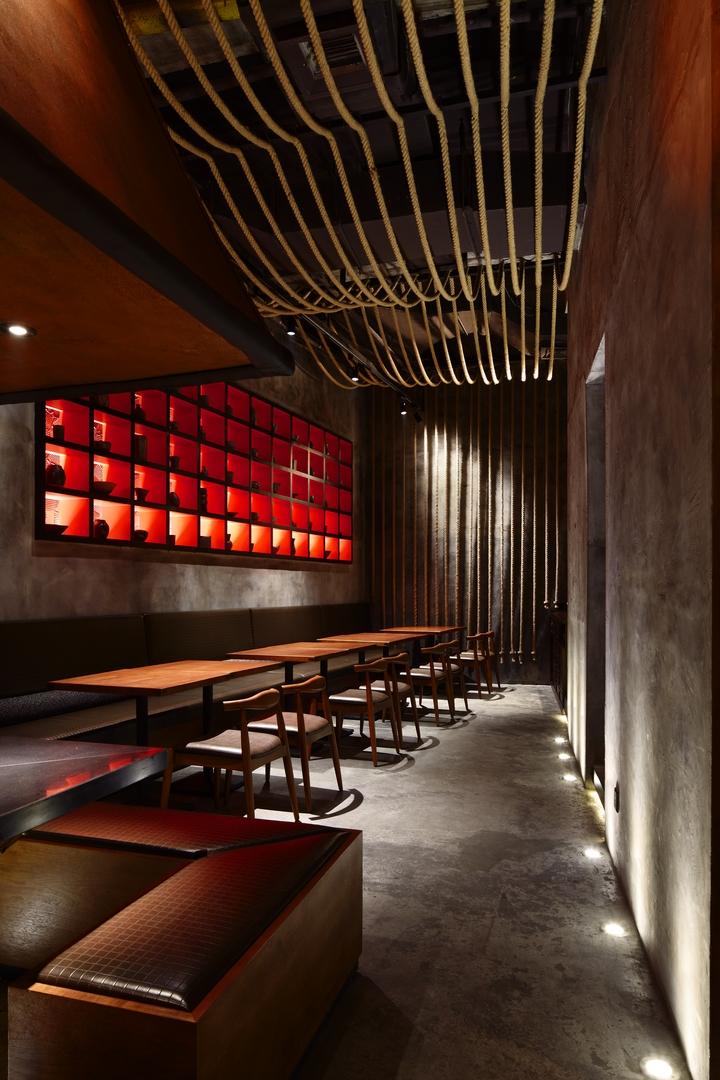 Prism design Kemuri Shanghai Restaurant-12