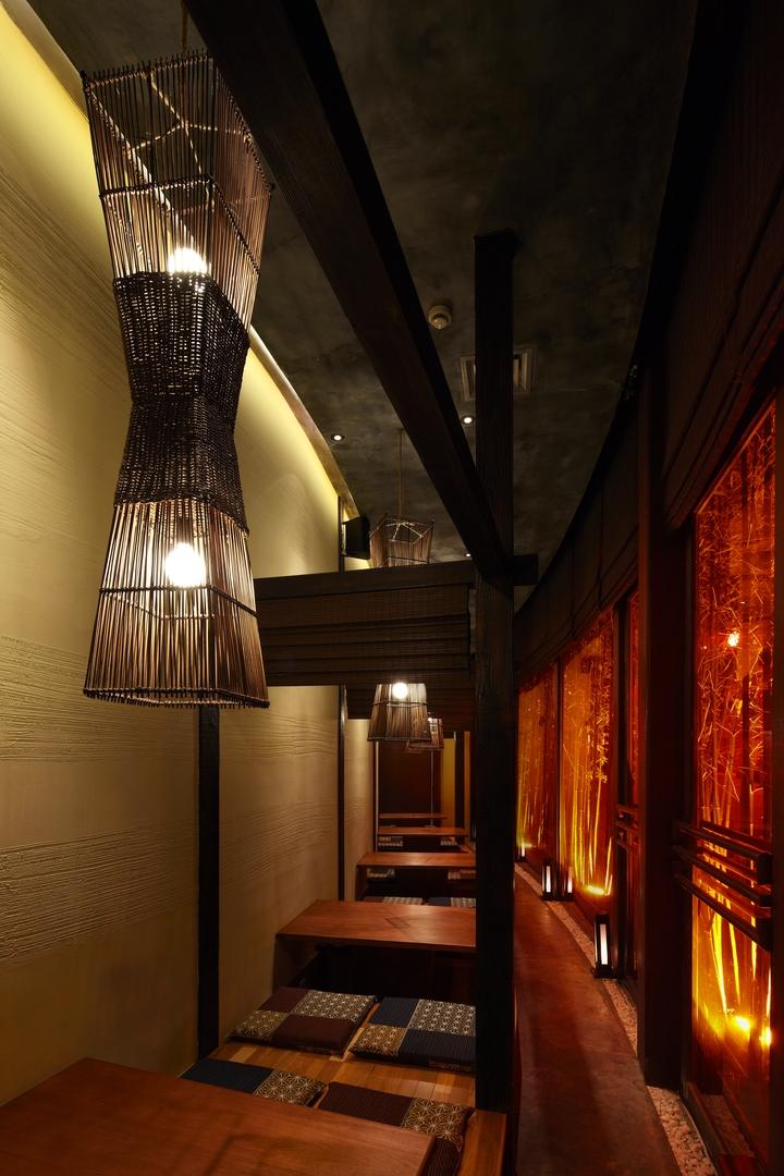 Prism design Kemuri Shanghai Restaurant-14