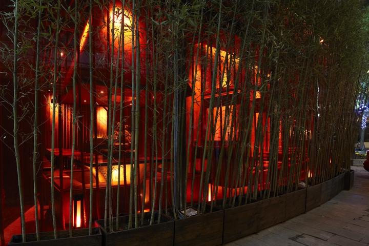 Prism design Kemuri Shanghai Restaurant-15
