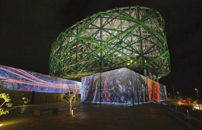 xyz installazione multimediale museo maya 01