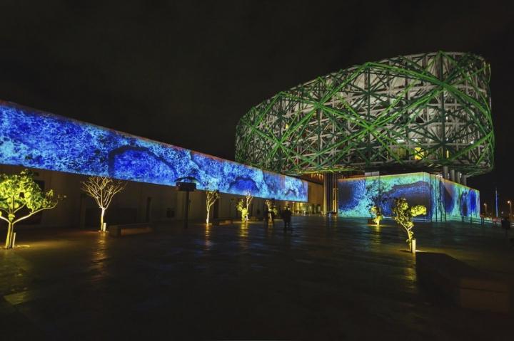 museu instalação multimídia xyz maia 03