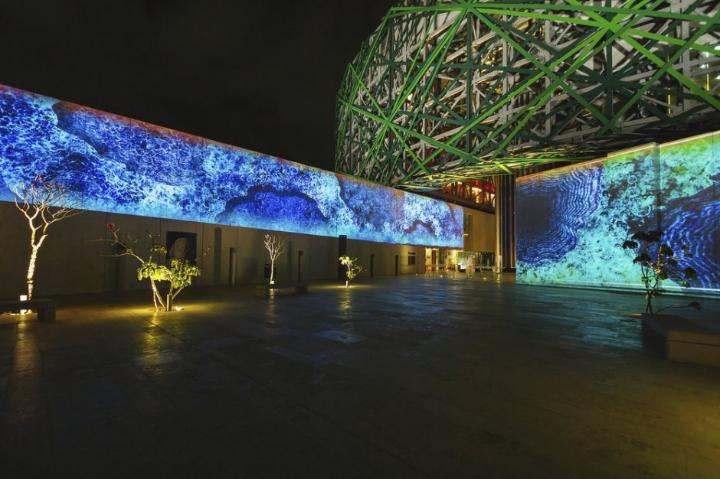 xyz installazione multimediale museo maya 04