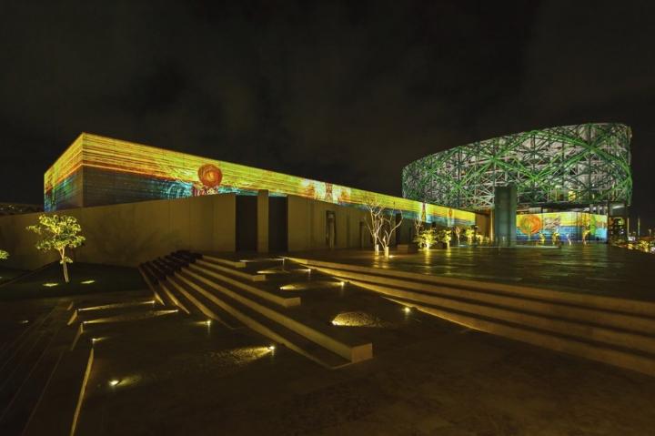 xyz installazione multimediale museo maya 05