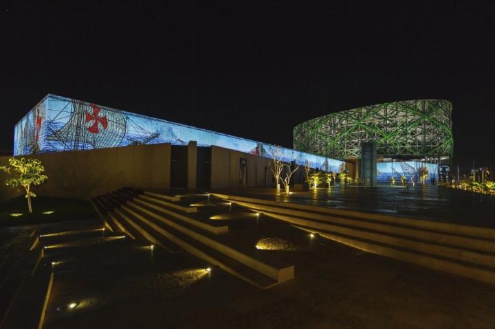 museu instalação multimídia xyz maia 12