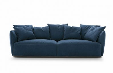 BLOW sofa blue