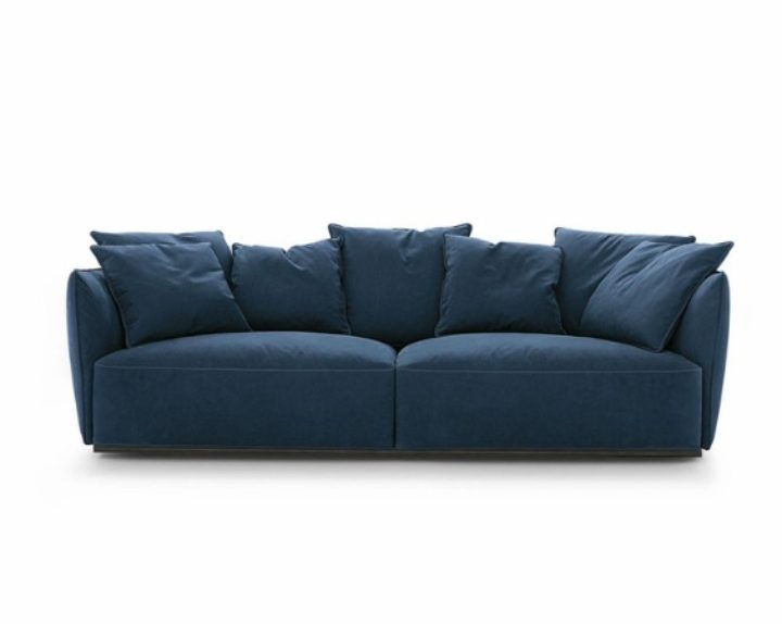 sofá azul BLOW