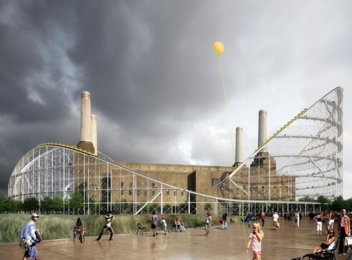 Atelier Zundel Cristea Architectural Ride London 04