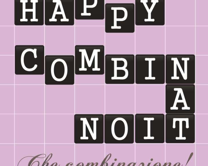 happy combination quadrato
