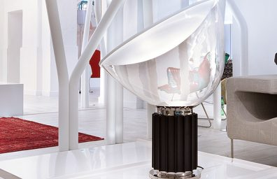 Lampe de table silencieux flos-04
