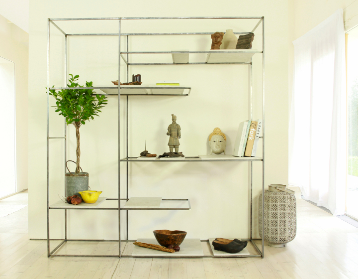 skid bookcases