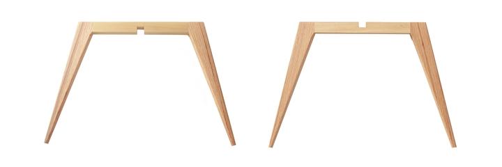 Low Table Tableware legs