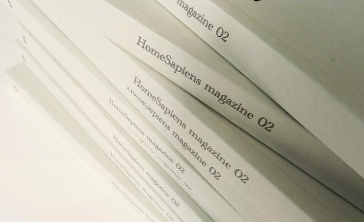 HomeSapiens copertina