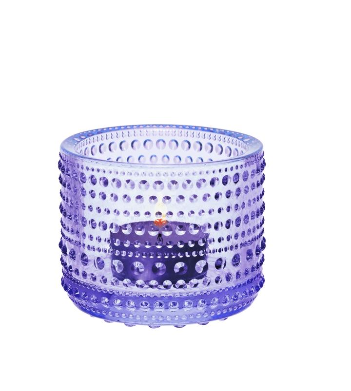 Kastehelmi votive 64 mm lavender JPG