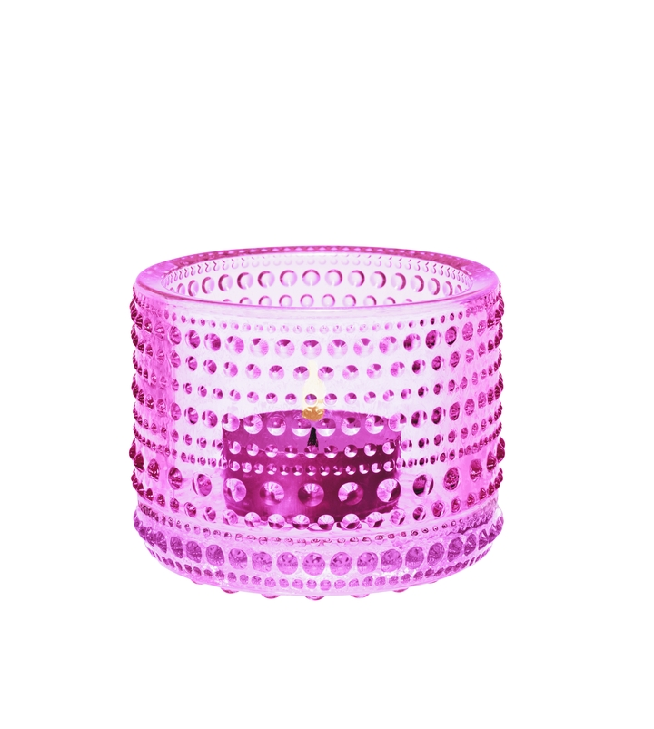 Kastehelmi 64 votiva mm de color rosa pálido JPG