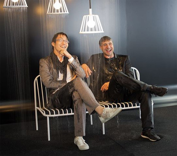 Axor WaterDream 2013 Nendo Design Oki Sato and Philippe Grohe