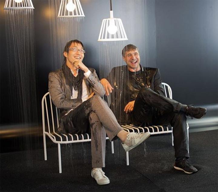 Axor WaterDream 2013 Nendo Design Oki Sato  e Philippe Grohe