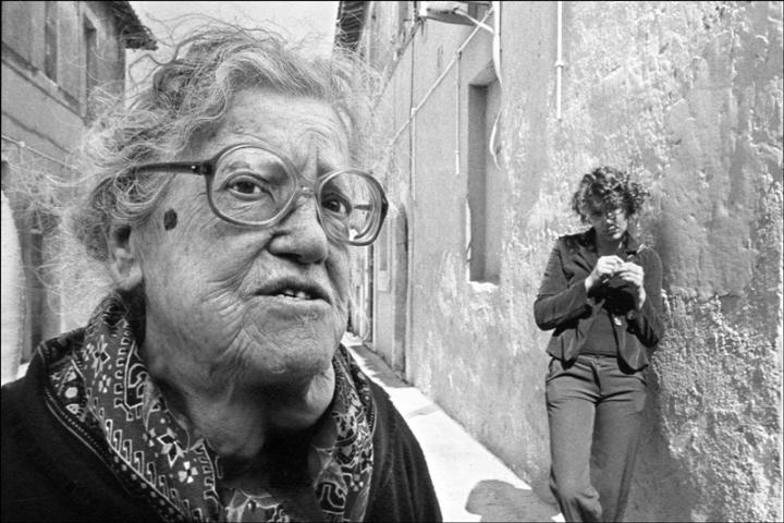federico annicchiarico nonna con vale