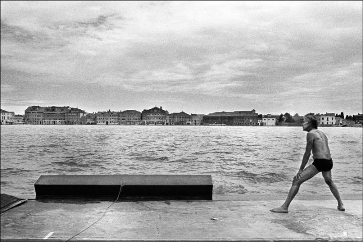 federico annicchiarico venezia yoga su laguna