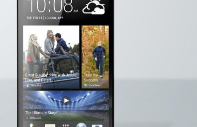 HTC One black Front Photo HiRGB Eng