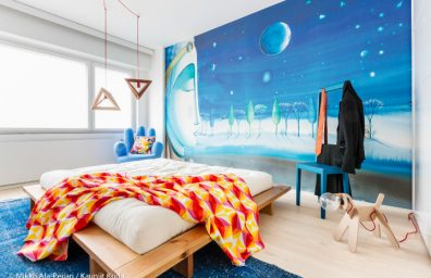 Maurizio Giovannoni dormitorio en Turku 01