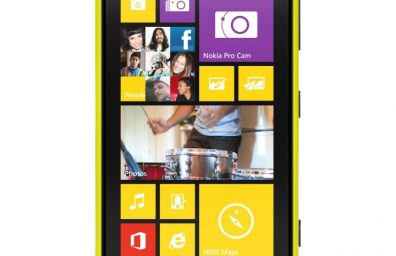 Nokia Lumia 1200 1020-frontal