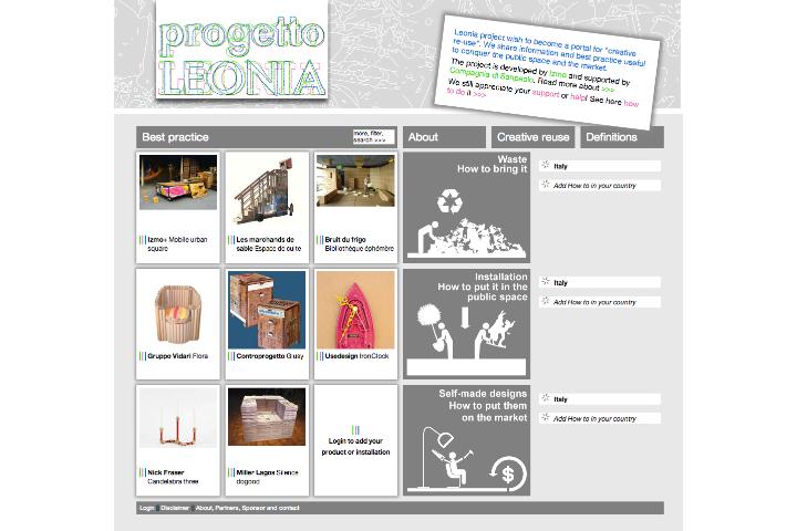 Project-Leonia Home