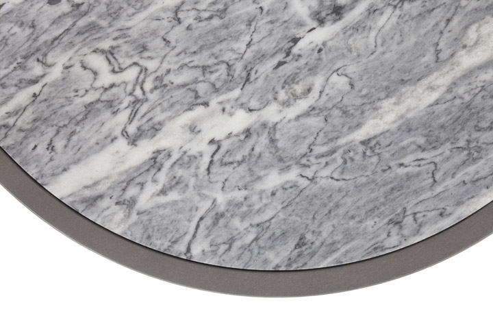 Lotus table marble top dett3