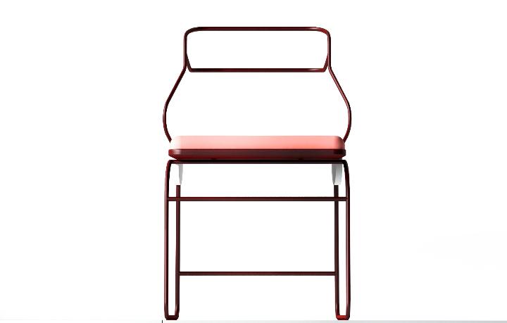 Dongsung Jung Antler chair 01