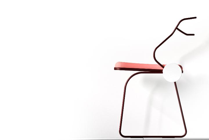 Dongsung Jung Antler chair 02
