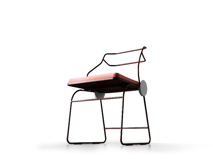 Dongsung Jung Antler chair 03
