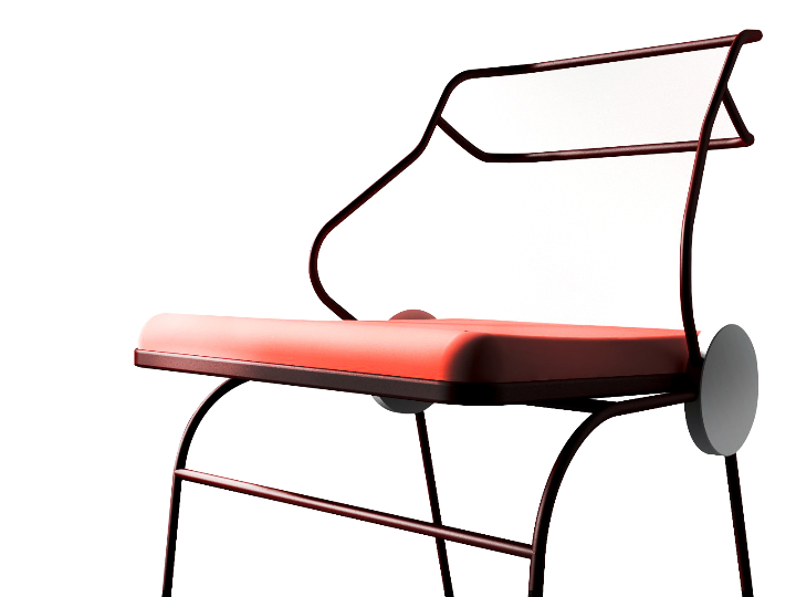 Dongsung Jung Antler chair 05