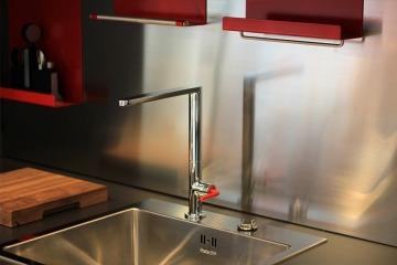 lillo Projekt 2012 Satz stefano süße Küche flach Mund